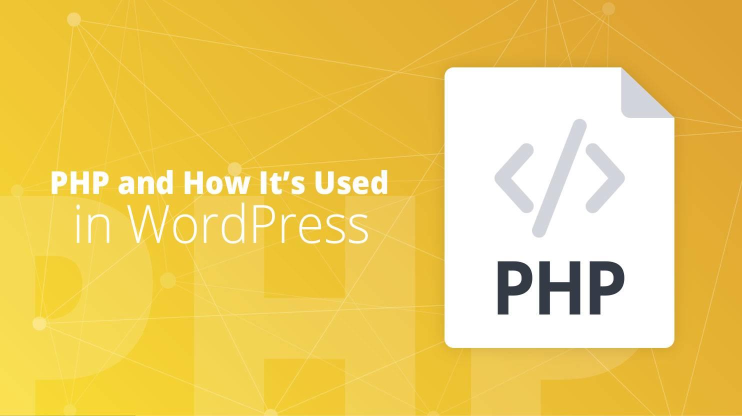 Wordpress PHP banner