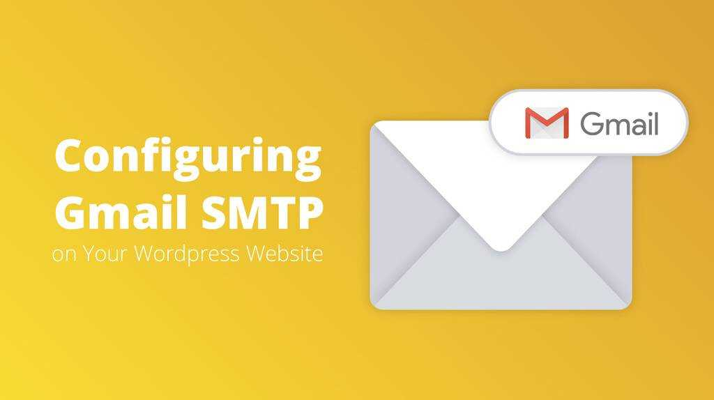 configure Gmail as third party email provider