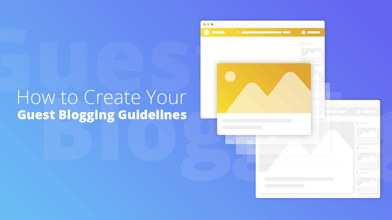 create-your-guest-blogging-guidelines