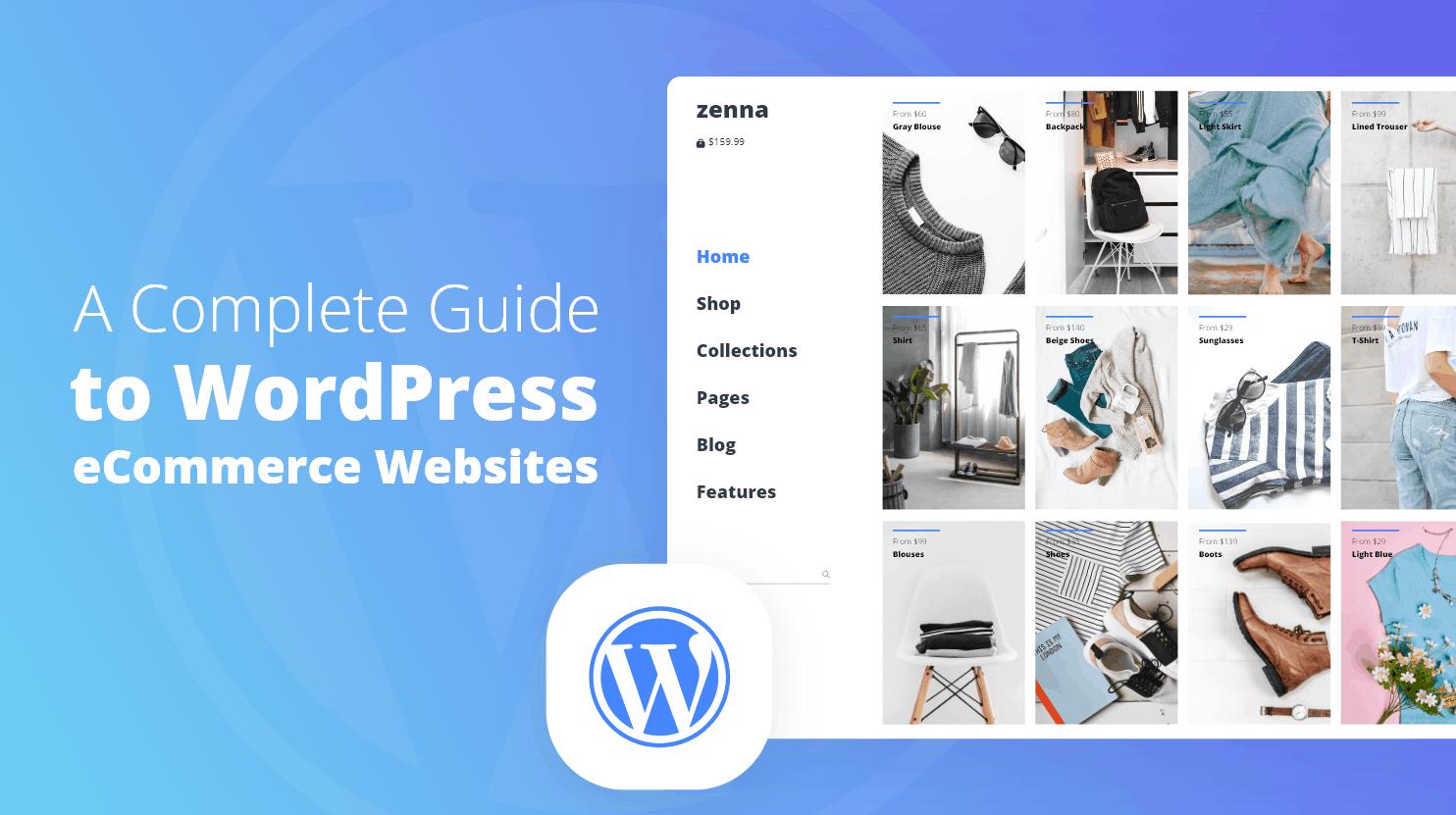 eCommerce WordPress Guide Banner