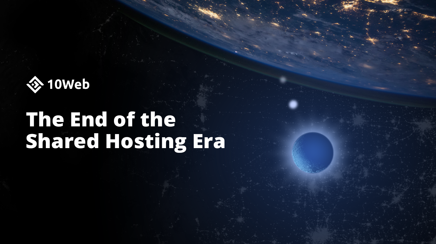 The end of the shared hosting era