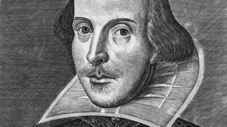 picture of Shakespeare