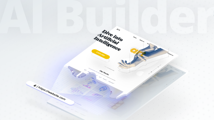 10Web's AI Builder icon
