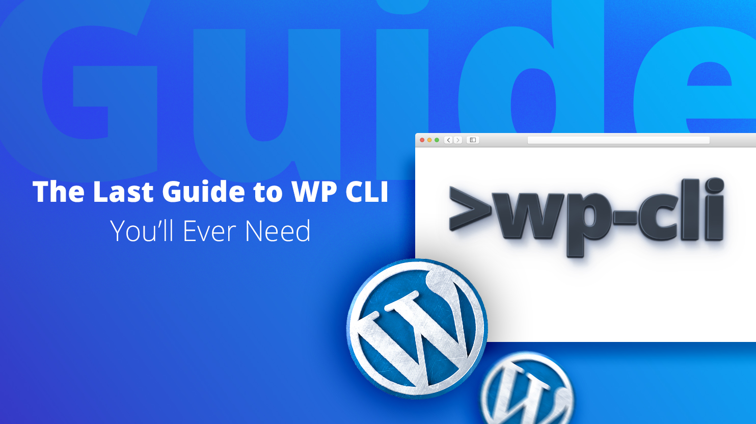The Last Guide to WP CLI You'll Ever Need