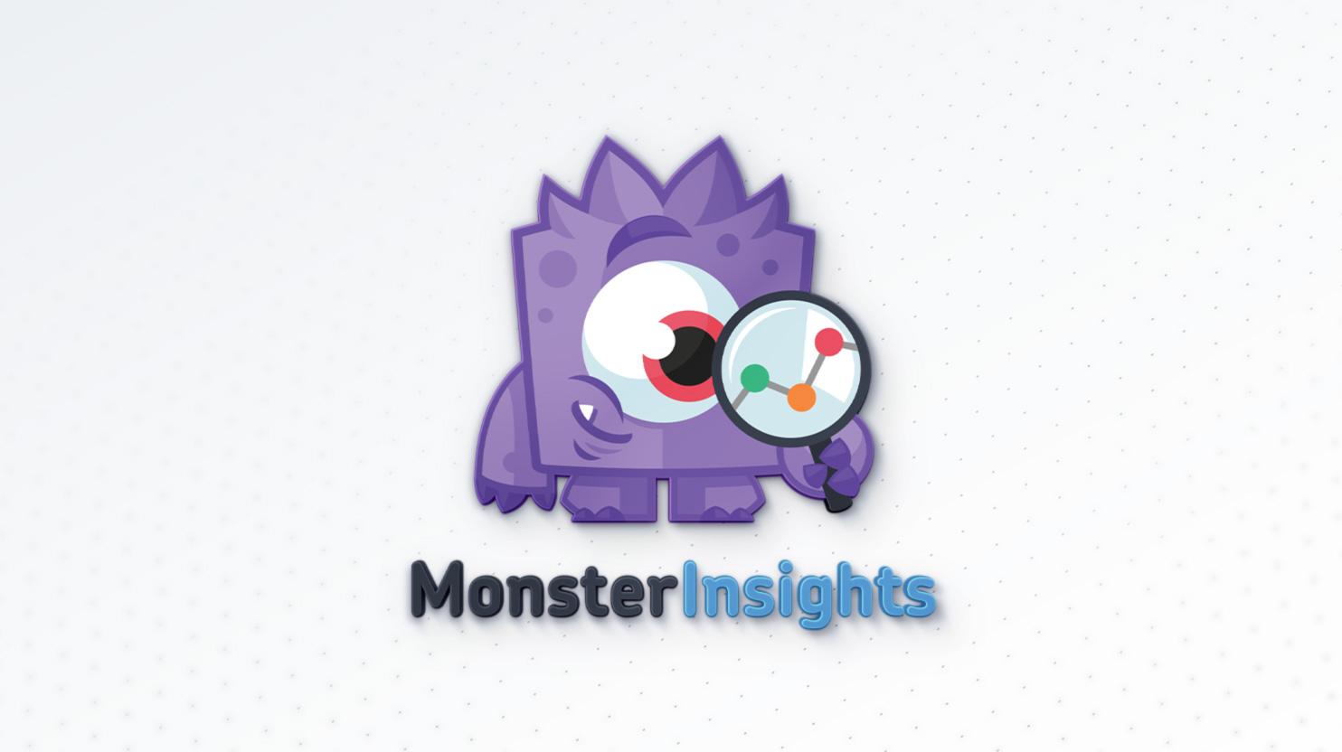 connecting GA4 to WordPress via MonsterInsights
