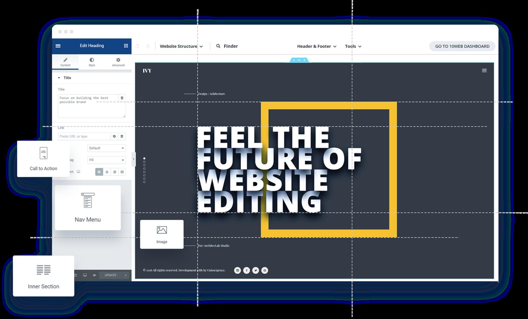 Drag & Drop Editor for WordPress