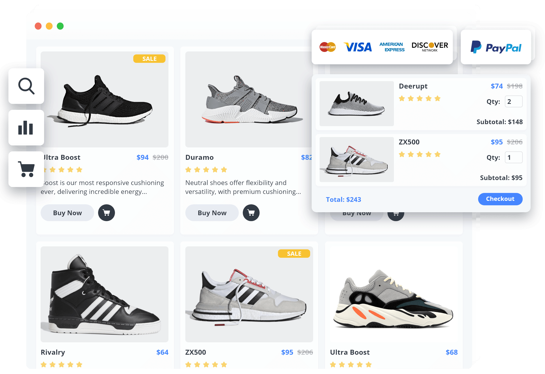 Simple and Powerful WordPress eCommerce Plugin
