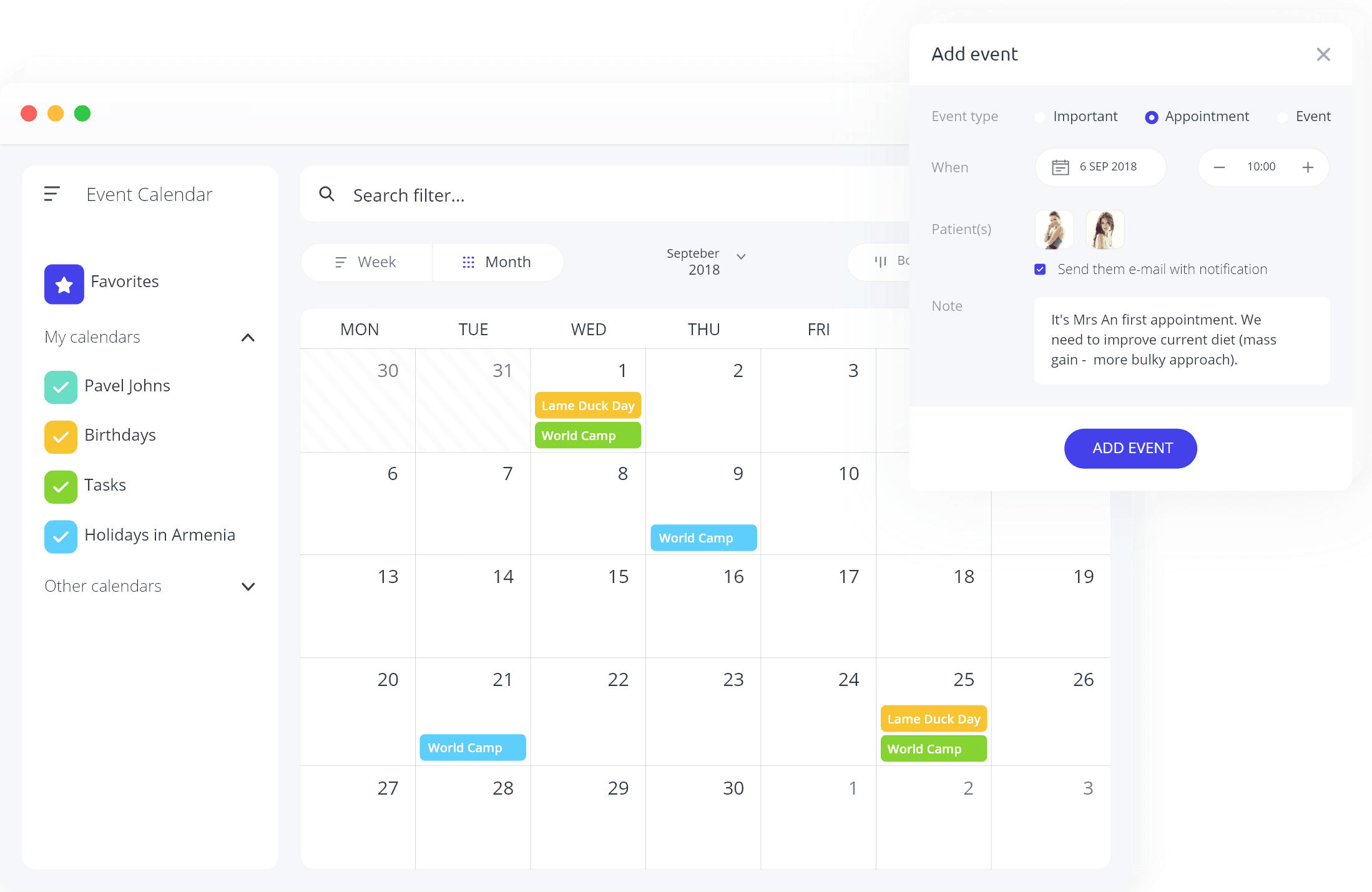 Most Powerful WordPress Event Calendar Plugin