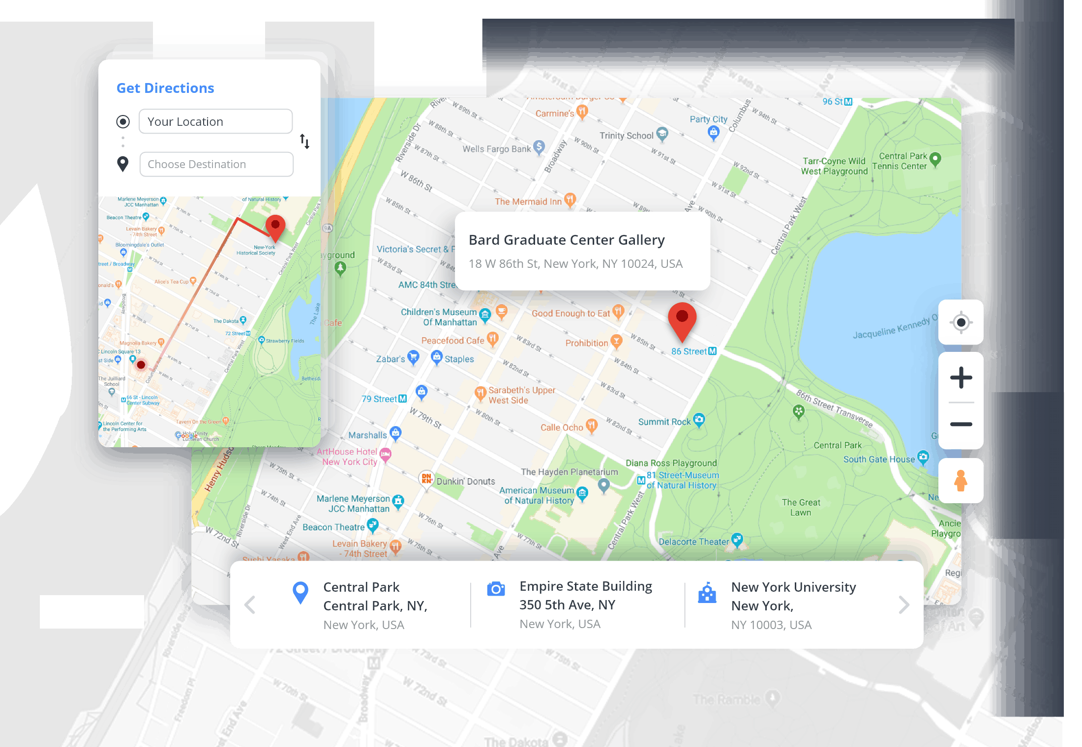 Powerful and User Friendly WordPress Google Maps Plugin