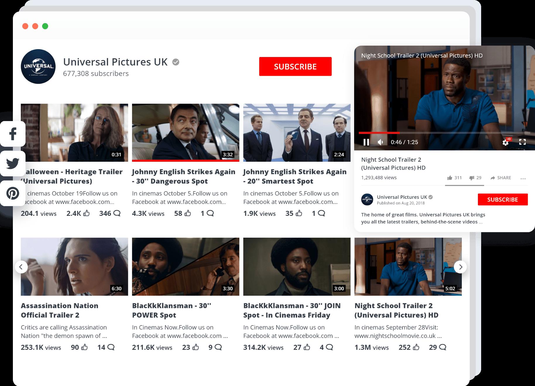 World's Best YouTube Plugin