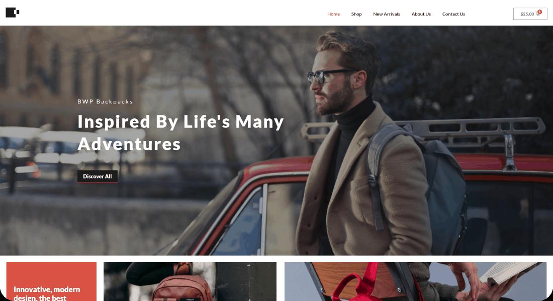 E-commerce: Fashion and Clothing